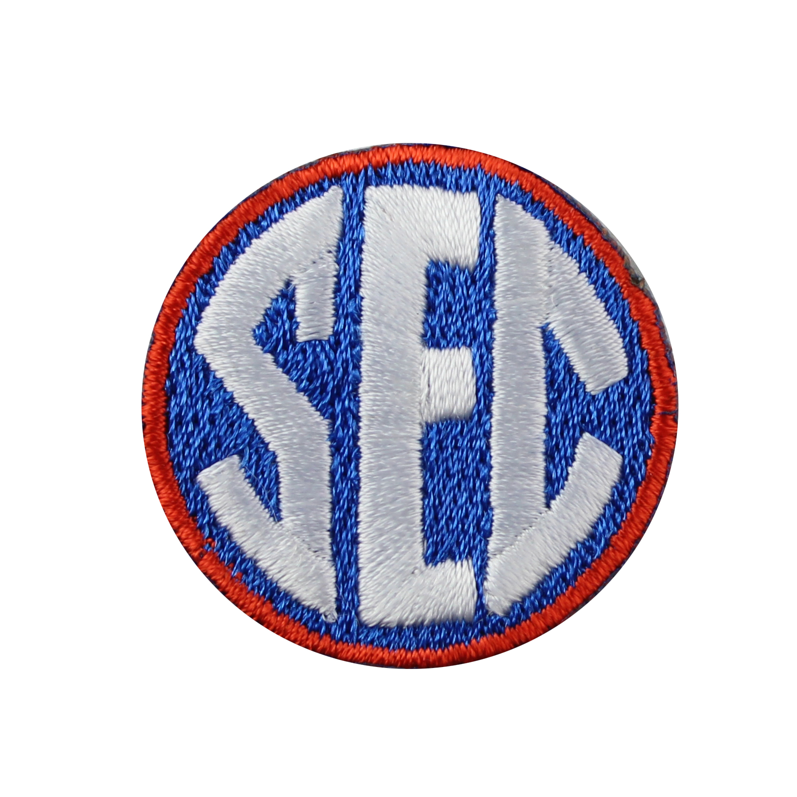 SEC Conference Team Jersey Uniform Patch Florida Gators