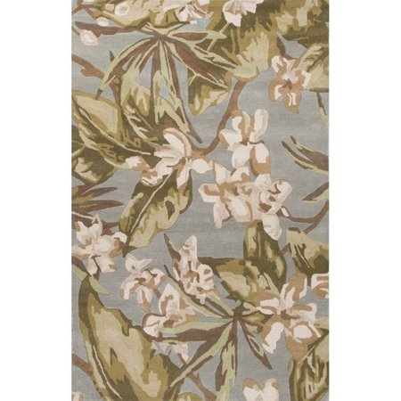 Haven 3 Light - Jaipur Rugs Coastal Seaside Floral Indoor Area Rug