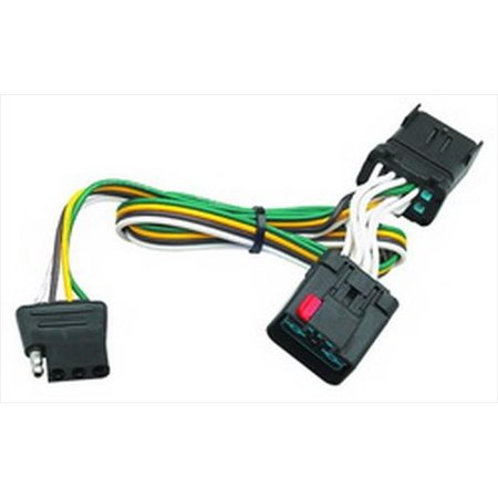 191529419910 further F150 Overhead Console Wiring Diagram in addition ABS SPEED SENSOR MODULE ACTUATOR PONTIAC furthermore 122148433592 besides 7 Way Trailer Wiring Kit. on oem jeep wiring harness
