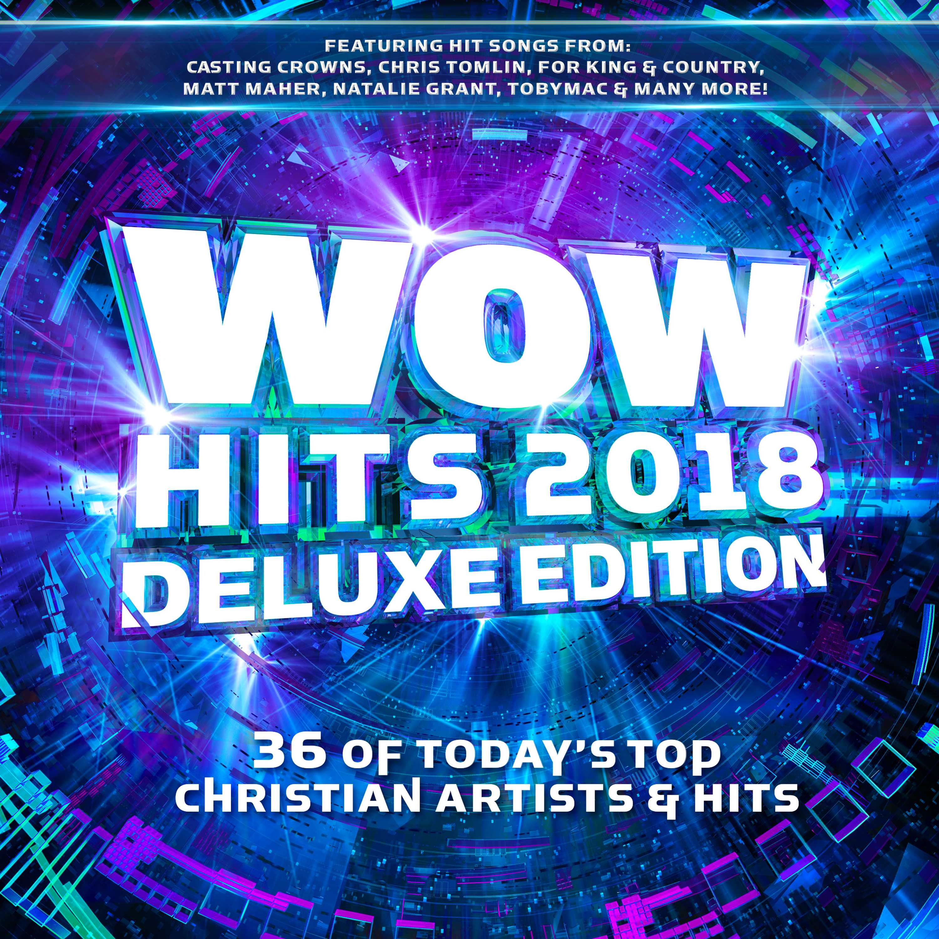WOW Hits 2018 (Deluxe Edition) (2 CD)