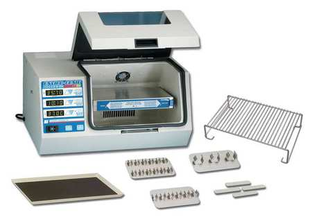 Enviro-Genie Refrigerated Incubator,120V GENIE SI-1200 by Genie