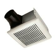 Broan Flex Series 110 CFM Ceiling Roomside Installation Bathroom Exhaust Fan