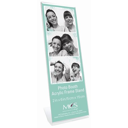 Photo Booth Frame Ideas (Bent Acrylic Photo Booth Frame Vertical)
