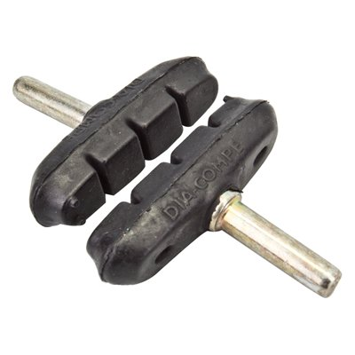 Dia Compe Cantilever Brake Pads, Bag of 4, 50mm,