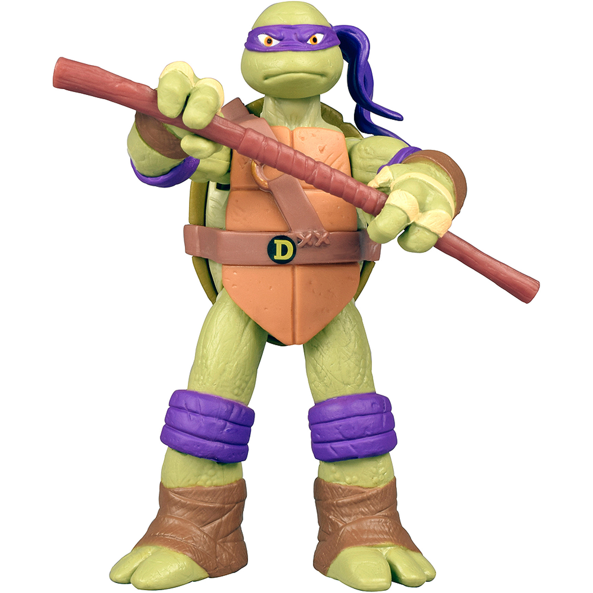 Nickelodeon Teenage Mutant Ninja Turtles Re-Deco Action Figure, Donatello