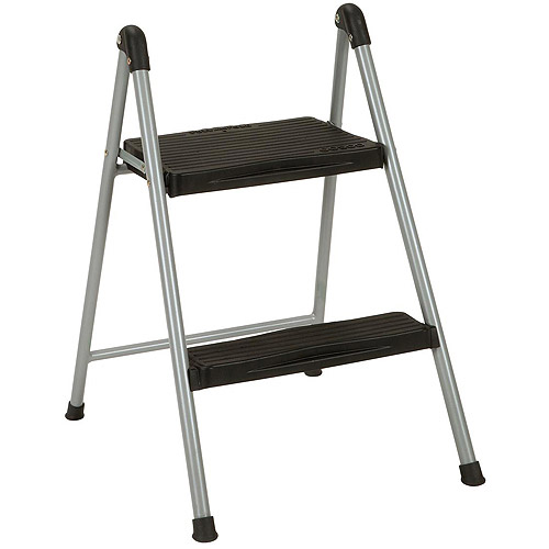 Cosco 2-Step Folding Step Stool without Handle by Cosco