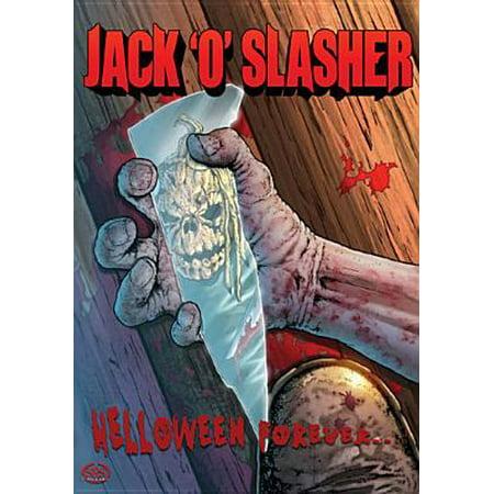Jack O Slasher (DVD) - Jack O Lantern Jamboree Dvd
