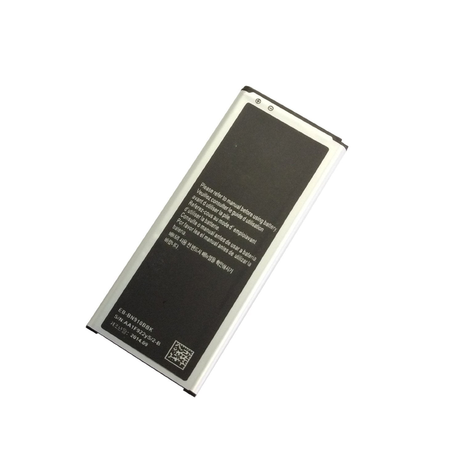 cybertech cell phone replacement battery for samsung galaxy note 4 verizon t mobile at t sprint 3220mah li ion walmart com