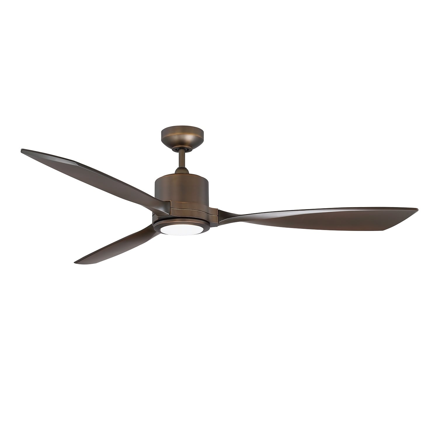 Kendal Lighting Cordova 42 In Ceiling Fan: Kendal Lighting Altair 60-inch LED Architectural Bronze