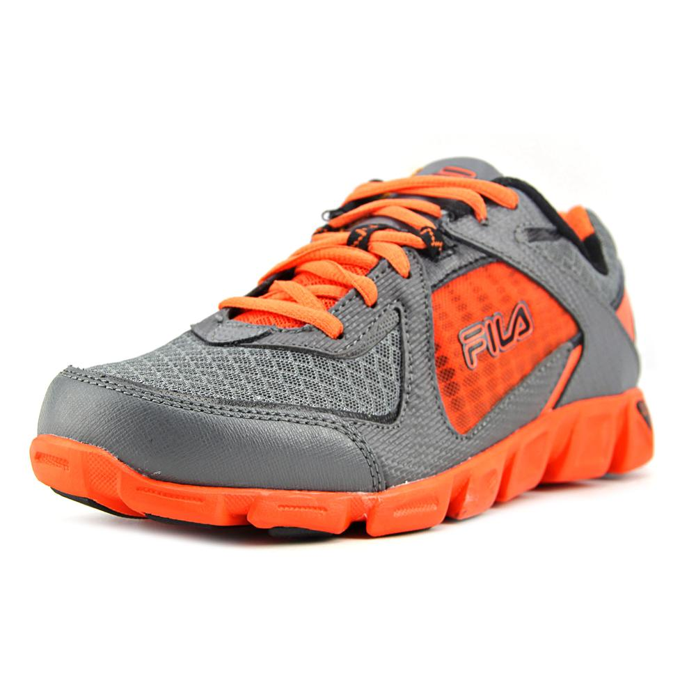 Fila Ultraloop 2 Youth  Round Toe Synthetic Orange Runnin...