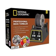 Best Rock Tumblers - Professional Rock Tumbler by NATIONAL GEOGRAPHIC Review