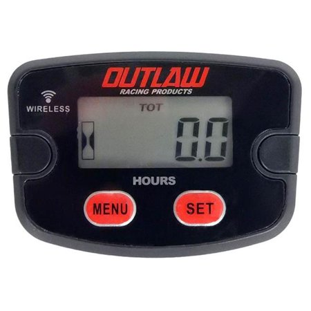 Outlaw Racing OR3566 Wireless Hour Meter