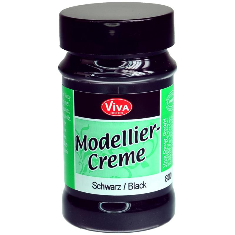 Viva Decor Modeling Creme 90g-black