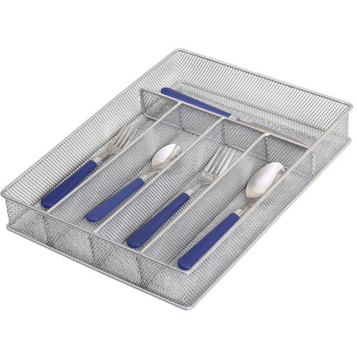 YBM Home In-Drawer Cutlery and Kitchen Utensil Organizer