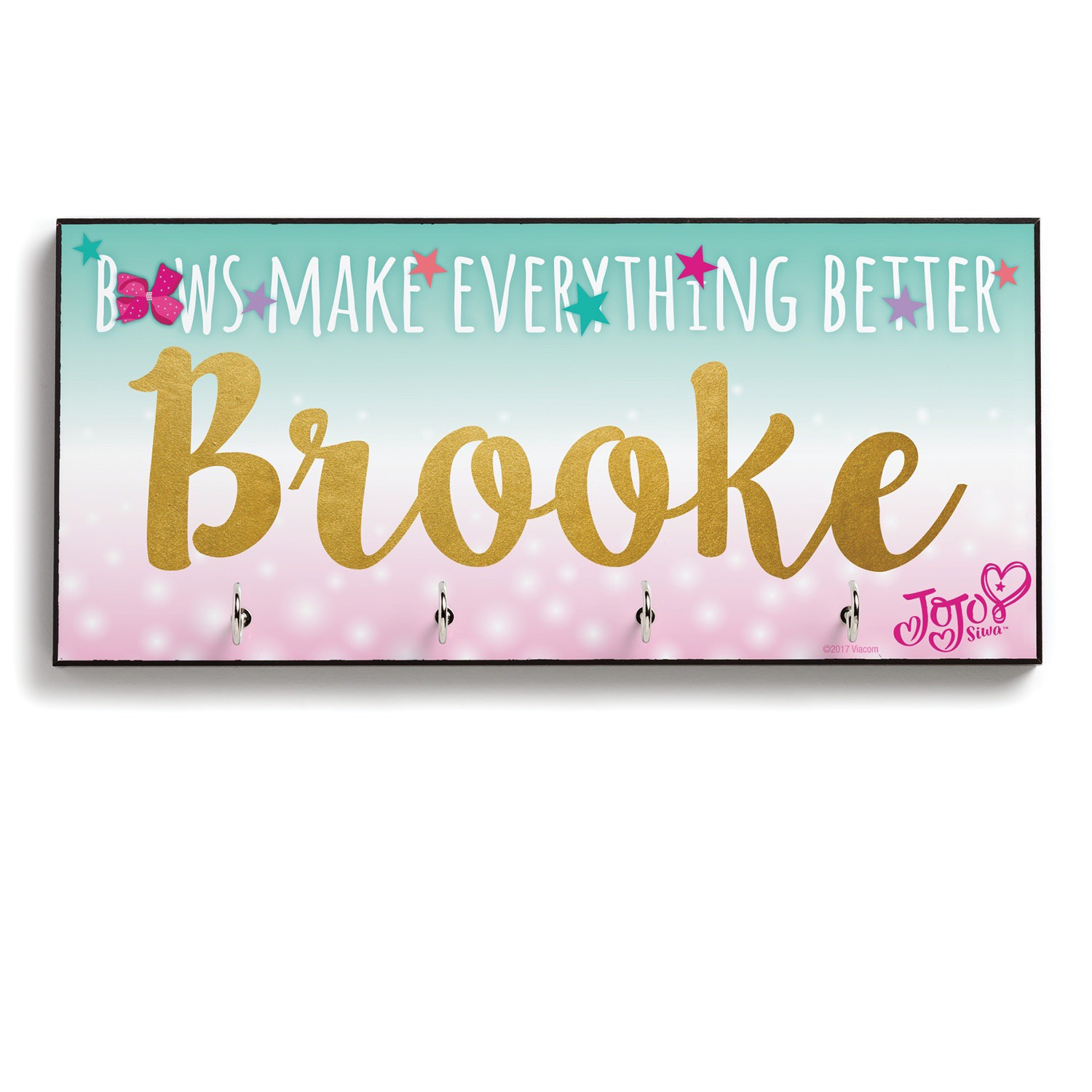 Personalized Bow Holder - JoJo Siwa