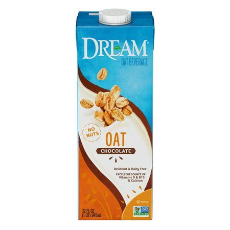 (2 Pack) Oat Dream Chocolate Oat Milk, 32 fl oz Silver Oak Chocolate Wine