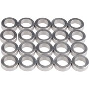 Wheels Manufacturing 4.0mm Aluminum Chainring Spacer Bag/20