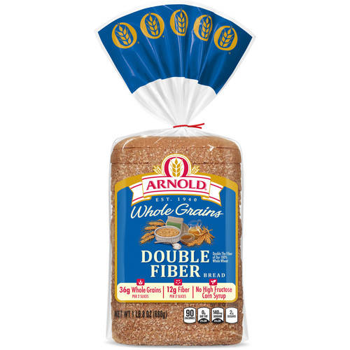 Arnold Grains & More Double Fiber Bread, 24 oz