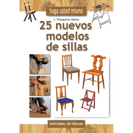 Haga usted mismo 25 nuevos modelos de sillas - eBook](Fundas Para Sillas De Halloween)