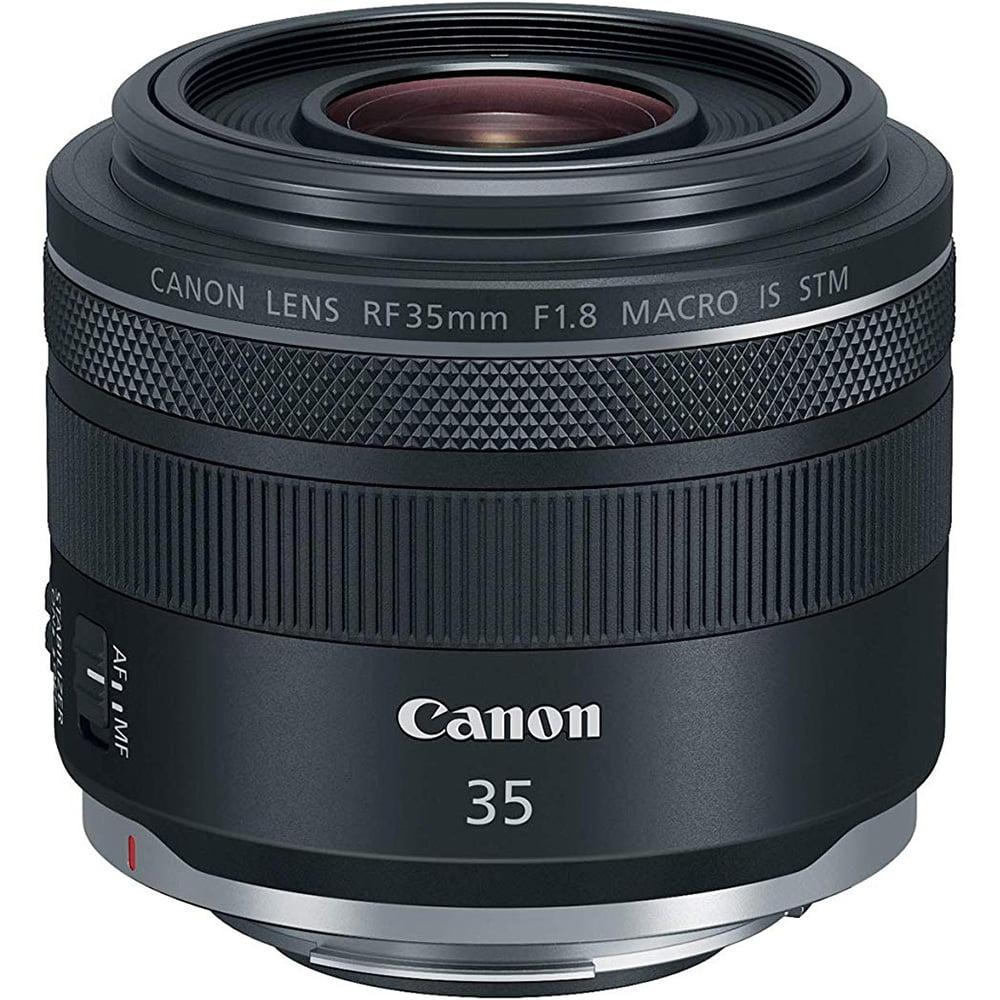 canon rf 35mm f1 8 macro is stm lens 2973c002. Black Bedroom Furniture Sets. Home Design Ideas