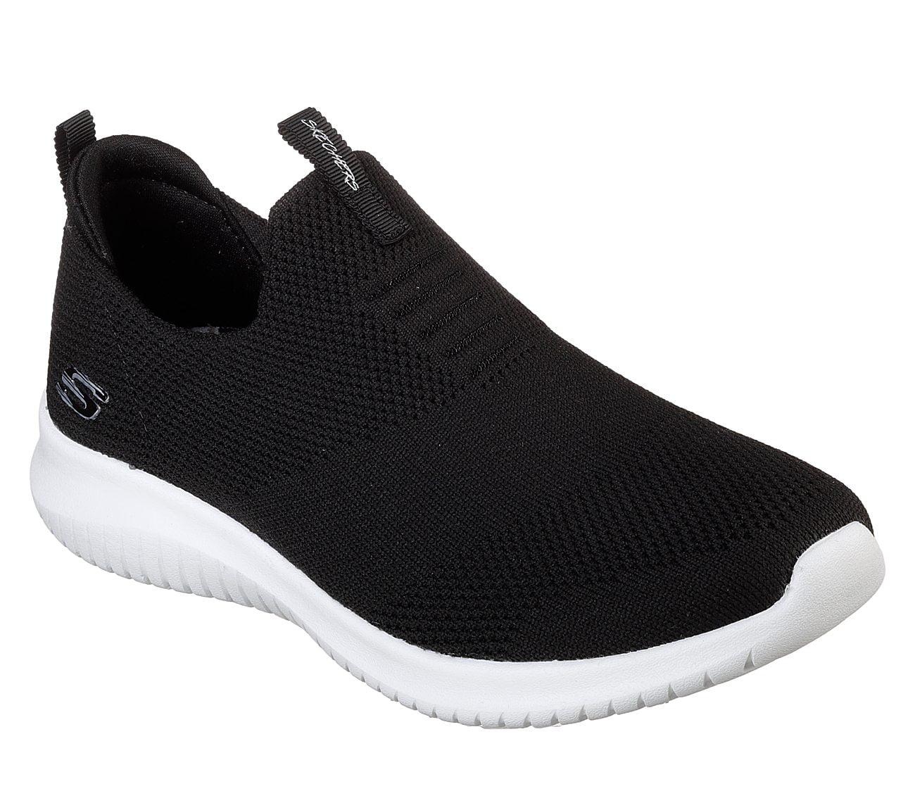 Ultra Flex - First Take Sneaker, Black