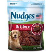 Nudges Wholesome Dog Treats Grillers, 10.0 OZ