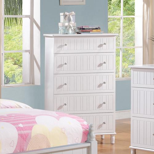 Wildon Home 5 Drawer Chest by Windward Furniture