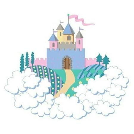 Elephants on the Wall 5-1452 Mini Princess Castle - Paint It - Halloween Party Elephant And Castle