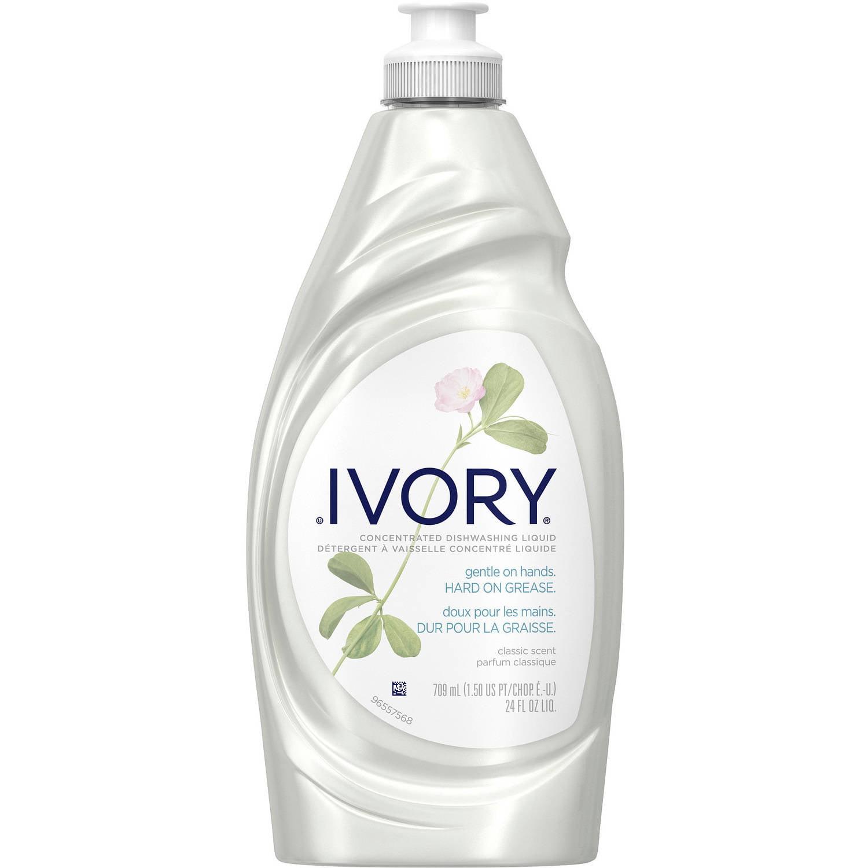 Ivory Ultra Classic Scent Dishwashing Liquid 24 Fl Oz