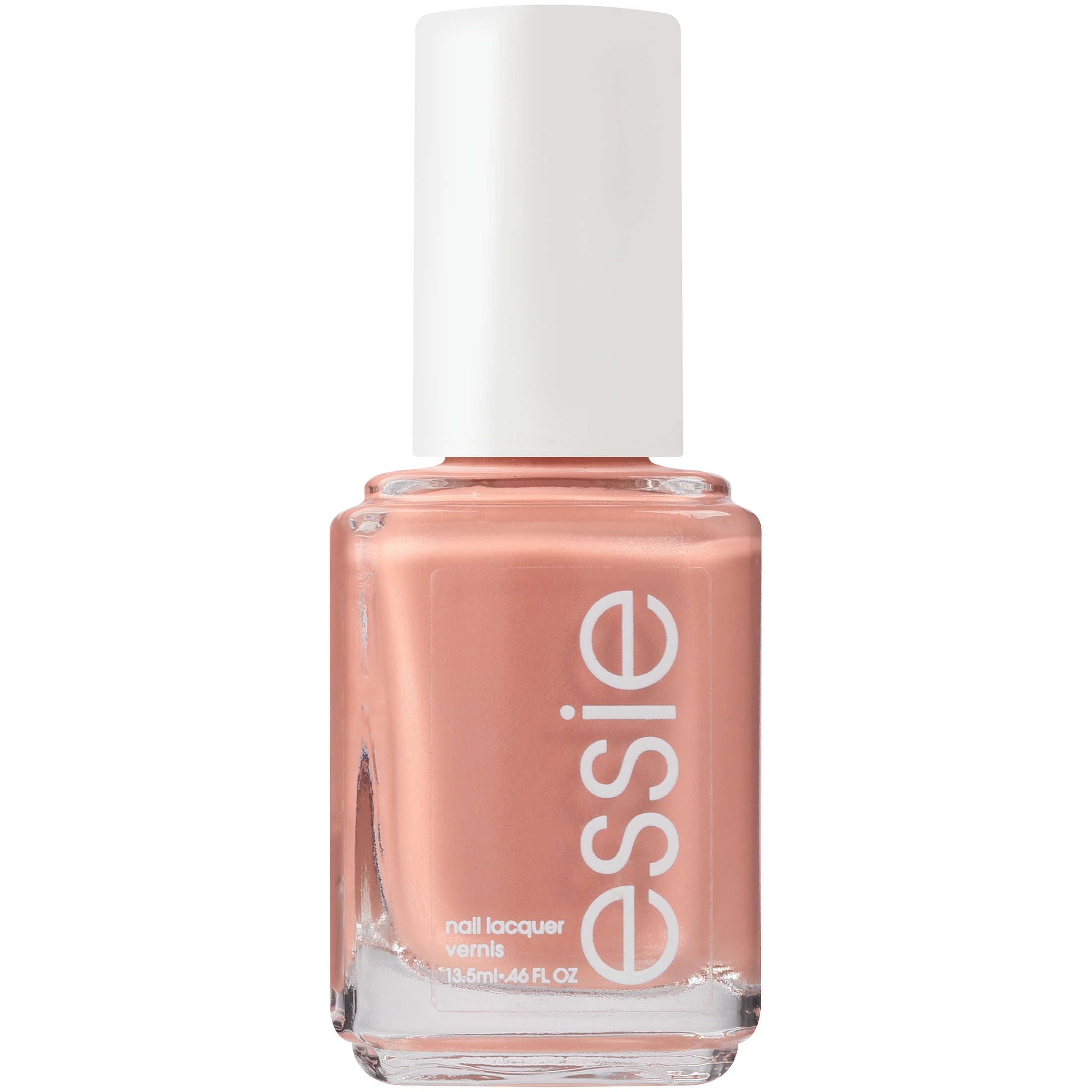 essie Nail Polish (Nudes), Bare With Me, 0.46 fl oz - Walmart.com
