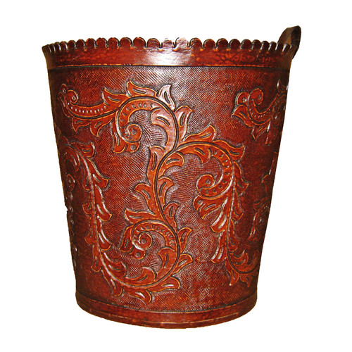 New World Trading Colonial Medium Waste Basket
