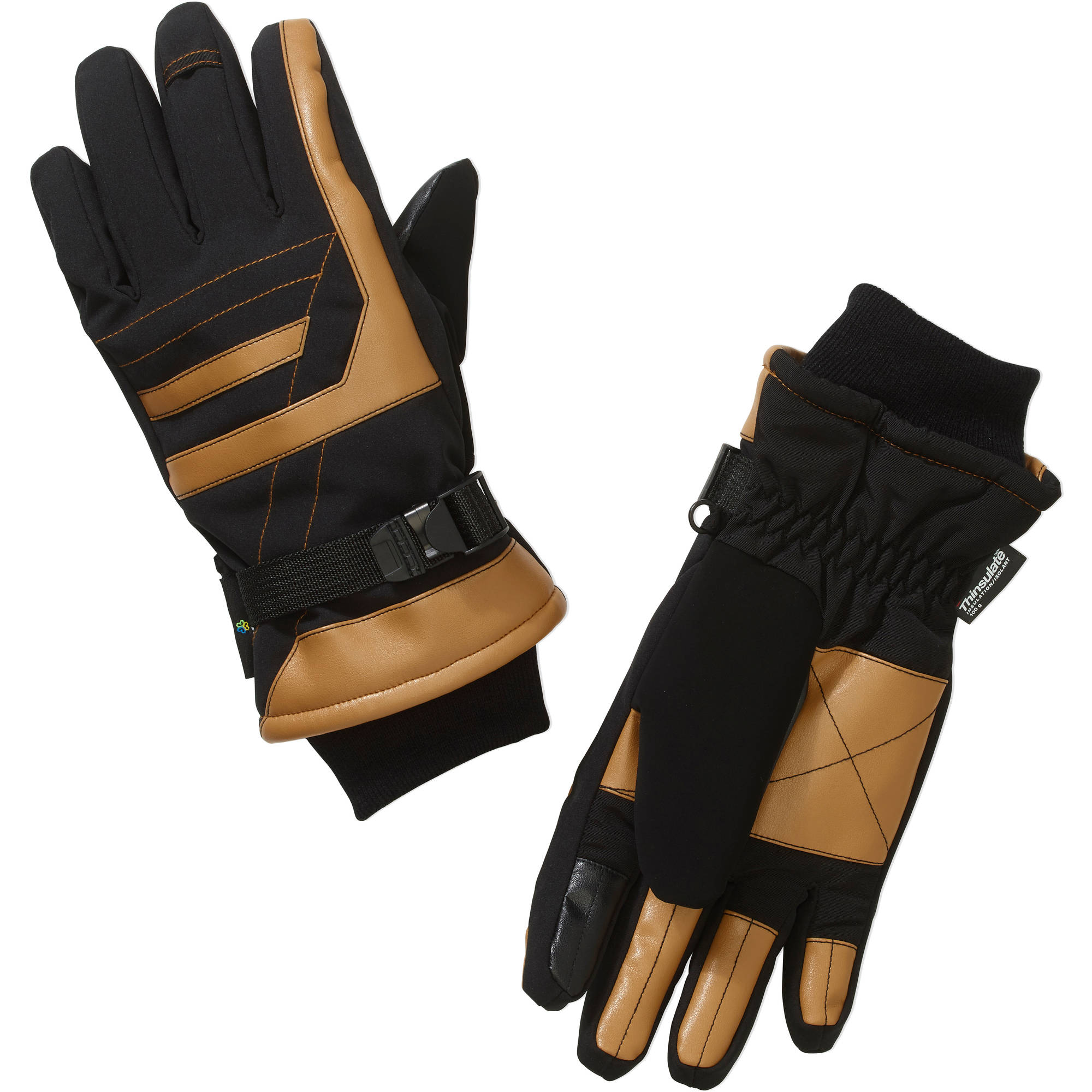 Cold Front Men's Soft Shell 100g Outdoor Glove