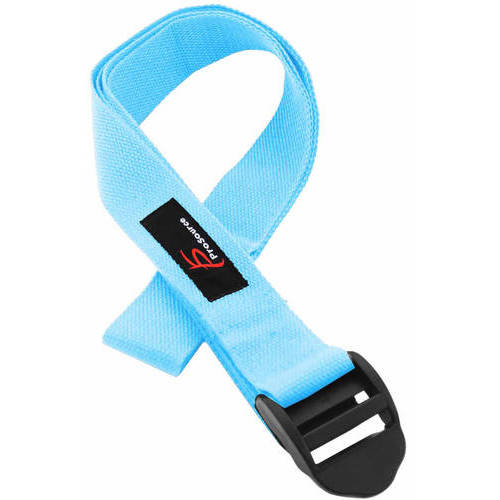 ProSource Yoga Strap, Cinch Buckle