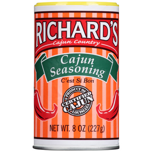Richard's Cajun Country Cajun Seasoning, 8 oz