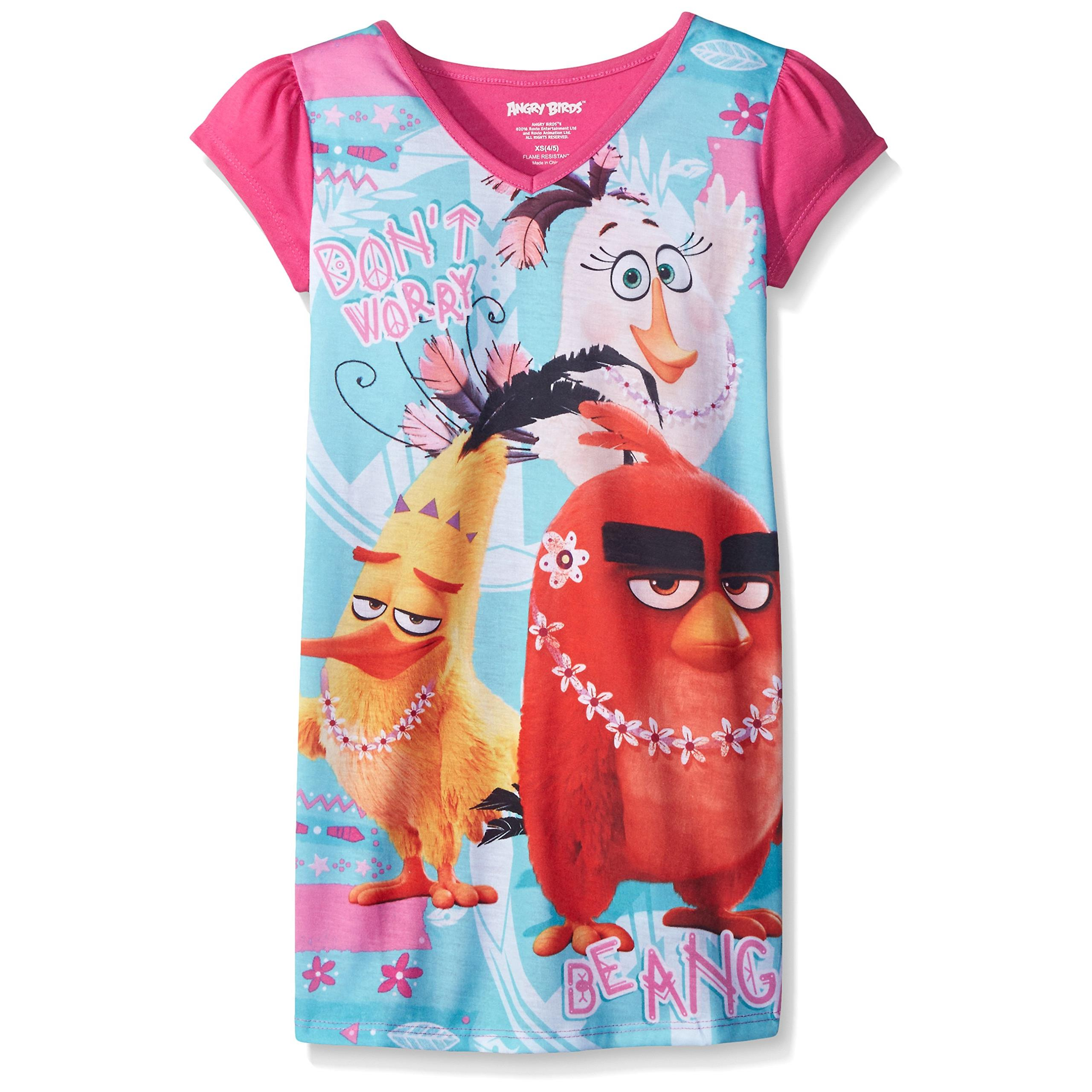 Angry Birds Girls' Gown