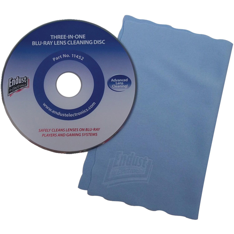 Endust 11452 Blu-ray Disc Laser Lens Cleaner