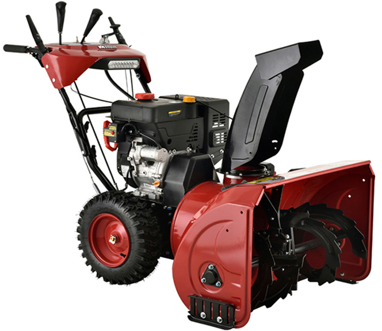 AST-26 inch 212 cc Two-Stage Electric Start Gas Snow Blower Amico Power by Amico Power Corp