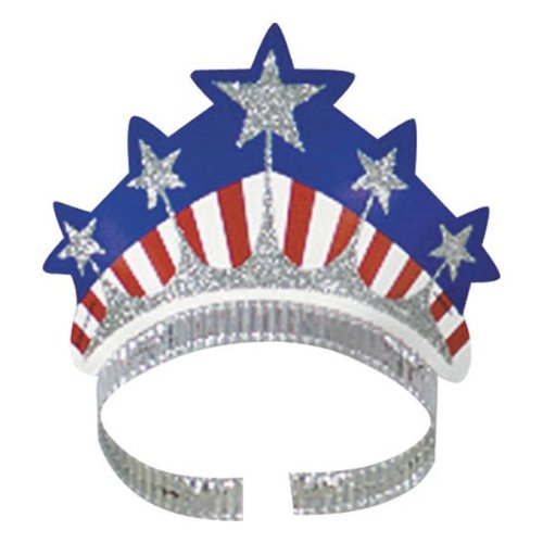 Miss Liberty Tiara Party Accessory (1 count)