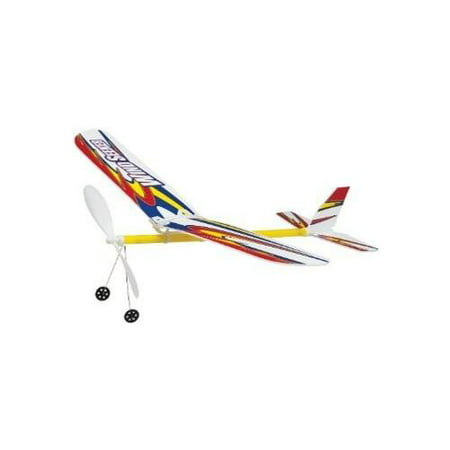 Estes Wind Seeker Rubber Band Glider Multi-Colored (Estes Glider)
