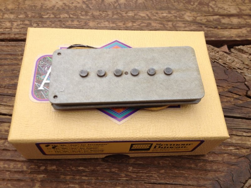 Seymour Duncan Antiquity II Fender Jazzmaster Jam 60's Neck Guitar Pickup 11034-35 by Seymour Duncan