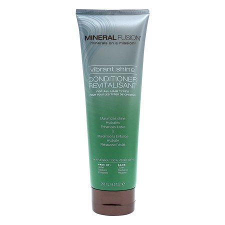Mineral Fusion Vibrant Shine Conditioner Revitalisant, 1.0 CT