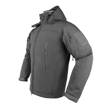 Vism Delta Zulu Jacket X-Large, Urban Gray
