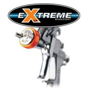 Iwata 5673 1.4MM LPH400 LVX HVLP Compliant Spray Gun w/1000ml Cup