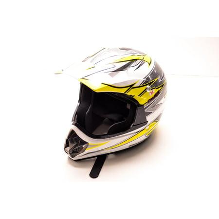HJC Helmets 790-933, 03-SI-PI-96 CL-X4 Vapor MC3 Helmet Size Medium QTY 1