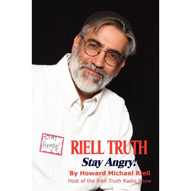 Riell Truth - Stay Angry! (Paperback)