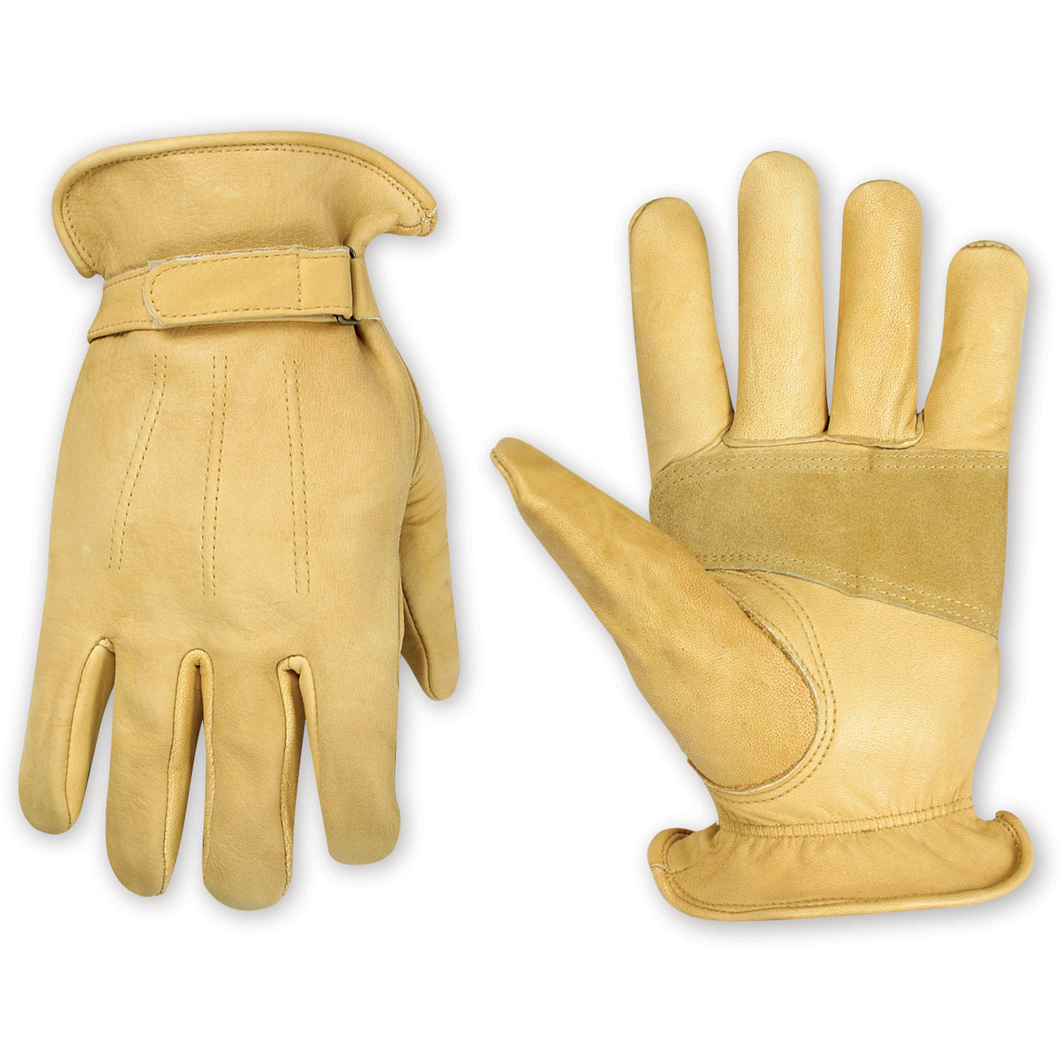 CLC Work Gear 2058M Medium Top Grain Cowhide Work Gloves