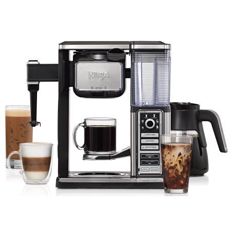 Ninja Coffee Bar Glass Carafe System (CF090) (Ancient Ninja)