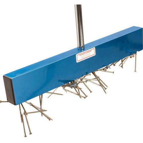 """NS-11LR Magnetic Sweeper with Load Release, 11"""" by SHIELDS COMPANY"""