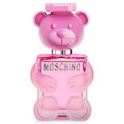 Moschino Toy 2 Bubble Gum Eau de Toilette, Perfume for Women, 3.4 Oz Full Size