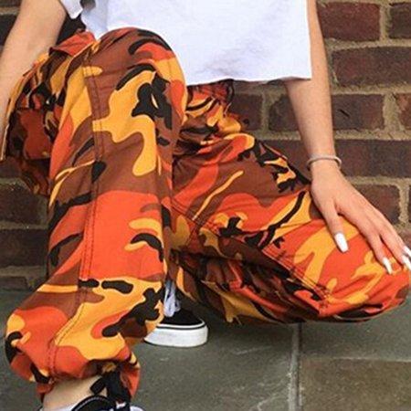 Walmart Womens Fashion Camo Pants